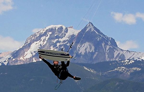 Kite Boarding 1
