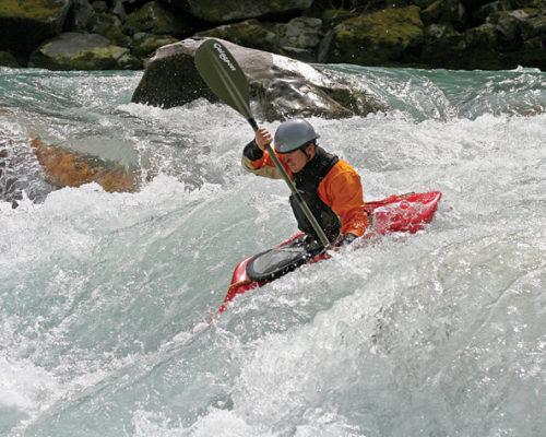kayak Ashlu River 1